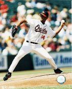 Omar Daal G1 OUT OF PRINT Orioles 8X10 Photo