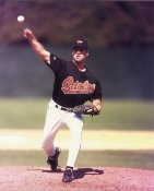Terry Matthews G1 OUT OF PRINT Orioles 8X10 Photo