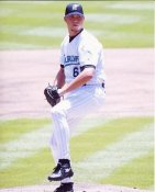 Josh Beckett G1 OUT OF PRINT Marlins 8X10 Photo