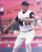Blaine Neal G1 OUT OF PRINT Marlins 8X10 Photo