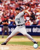 Matt Clement G1 OUT OF PRINT Marlins 8X10 Photo