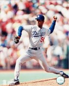Omar Daal G1 OUT OF PRINT Dodgers 8X10 Photo (CLON)