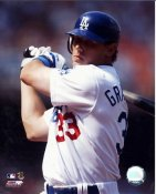 Jason Grabowski G1 OUT OF PRINT Dodgers 8X10 Photo