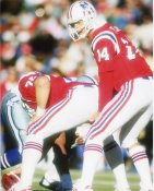Steve Grogan New England Patriots 8X10 Photo