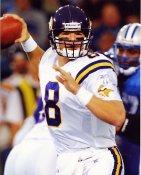 Todd Bouman Minnesota Vikings 8X10