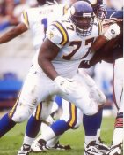 Korey Stringer  Minnesota Vikings 8X10