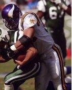 Gary Bickert Minnesota Vikings 8X10 Photo
