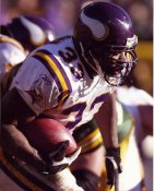 Harold Morrow Minnesota Vikings 8X10 Photo