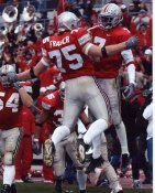 Simon Fraser Ohio State OSU 8X10 Photo