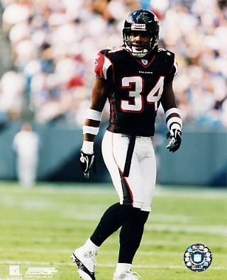 Ray Buchannon Atlanta Falcons 8X10 Photo
