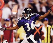 BJ Sams Baltimore Ravens 8X10 Photo