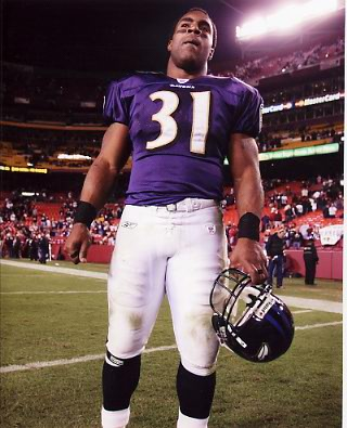 Jamal Lewis Baltimore Ravens 8X10 Photo