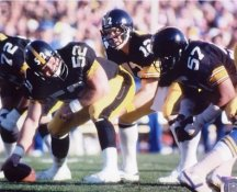 Mike Webster & Terry Bradshaw 8x10 Photo LIMITED STOCK