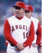 Mike Scioscia Anaheim Angels 8x10 Photo