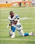 Tyrone Poole Carolina Panthers 8X10 Photo