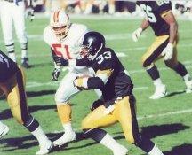 Merrill Hodge Pittsburgh Steelers 8x10 Photo