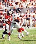 Byron Hanspad Atlanta Falcons 8X10 Photo