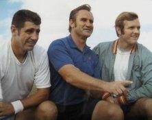 Don Shula,11X14 Bob Griese, Earl Morrall 11X14 Photo Miami Dolphins 11X14