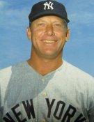 Mickey Mantle 11X14 Yankees Photo 11X14
