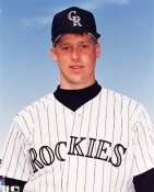 David Nied G1 OUT OF PRINT Rockies 8X10 Photo