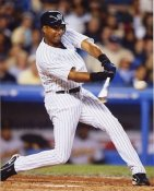 Bernie Williams New York Yankees 8X10 Photo
