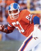 Randy Gradishar Denver Broncos 8X10 Photo
