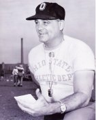 Woody Hayes OSU Ohio State 8X10 Photo