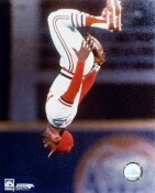 Ozzie Smith St. Louis Cardinals SATIN 8X10 Photo