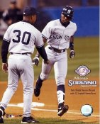 Alfonso Soriano LIMITED STOCK 13th Leadoff H.R's New York Yankees 8X10 Photo