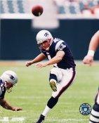 Adam Vinatieri LIMITED STOCK New England Patriots 8x10 Photo