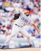 Rich Hill Chicago Cubs 8X10 Photo