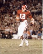 Joe Namath Alabama Crimson Tide 8X10 Photo