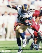 Marshall Faulk LIMITED STOCK St. Louis Rams 8X10