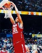 Tim Duncan San Antonio Spurs 8X10 Photo