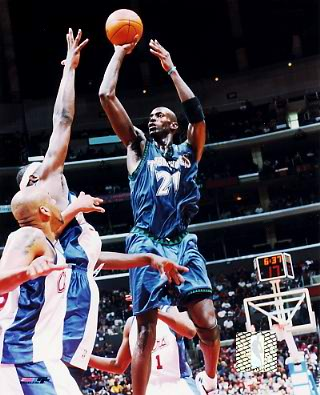 Kevin Garnett Minnesota Timberwolves 8X10 Photo LIMITED STOCK