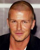 David Beckham Mens Soccer 8x10 Photo
