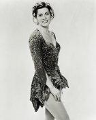 Nancy Kerrigan Ice Skating 8X10 Photo