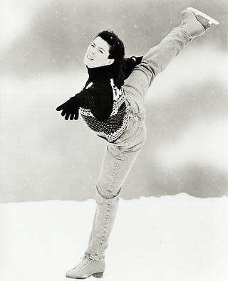 Nancy Kerrigan 8X10 Photo