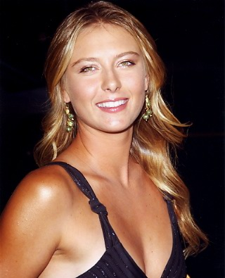 Maria Sharapova 8X10 Photo