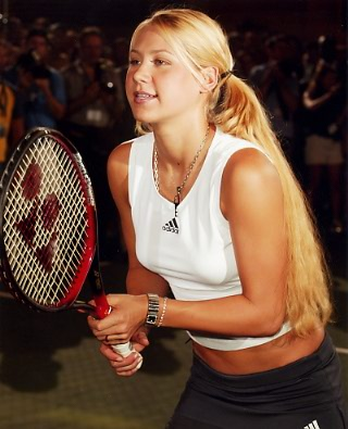Anna Kournikova 8X10 Photo