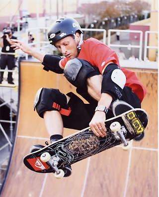 Tony Hawk 8X10 Photo