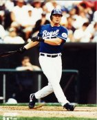 Jeremy Giambi G1 OUT OF PRINT Royals 8X10 Photo