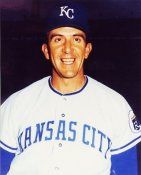 Ted Abernathy G1 OUT OF PRINT Royals 8X10 Photo