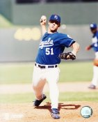 Kris Wilson G1 OUT OF PRINT Royals 8X10 Photo