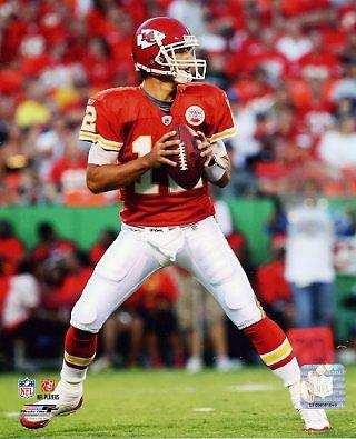 Brodie Croyle Kansas City Chiefs 8X10 Photo
