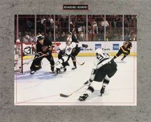 Wayne Gretzky Goal #802 March 23, 1994 LA Kings 8x10 Photo