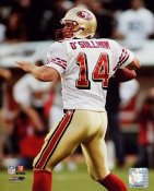 J.T. O'Sullivan San Francisco 49ers 8X10 Photo