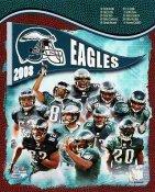 Eagles 2008 Philadelphia Team 8x10 Photo