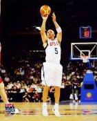 Jason Kidd Team USA LIMITED STOCK 8X10 Photo