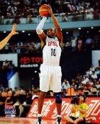 Kobe Bryant Team USA 8x10 Photo LIMITED STOCK